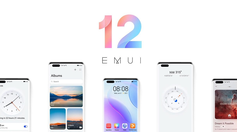 Huawei nie koncentruje się tylko na HarmonyOS. Oto EMUI 12