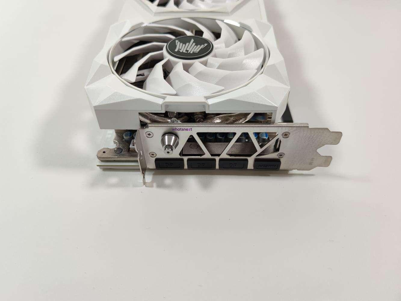 test KFA2 GeForce RTX 3080 Ti HOF Premium, recenzja KFA2 GeForce RTX 3080 Ti HOF Premium, opinia KFA2 GeForce RTX 3080 Ti HOF Premium