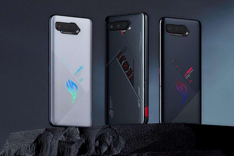 Premiera ASUS ROG Phone 5s i 5s Pro, Premiera ASUS ROG Phone 5s, 5s Pro, 5s, ASUS Phone 2021