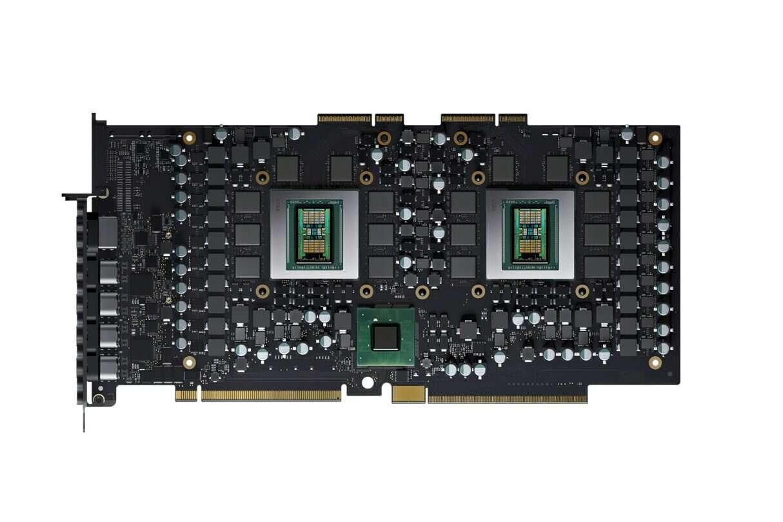 Radeon Pro W6800X Duo,karta z dwoma GPU