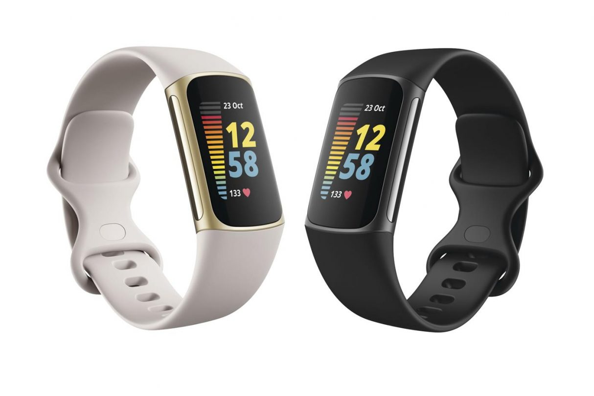 Rendery Fitbit Charge 5, wyciek Fitbit Charge 5, Fitbit Charge 5, Charge 5