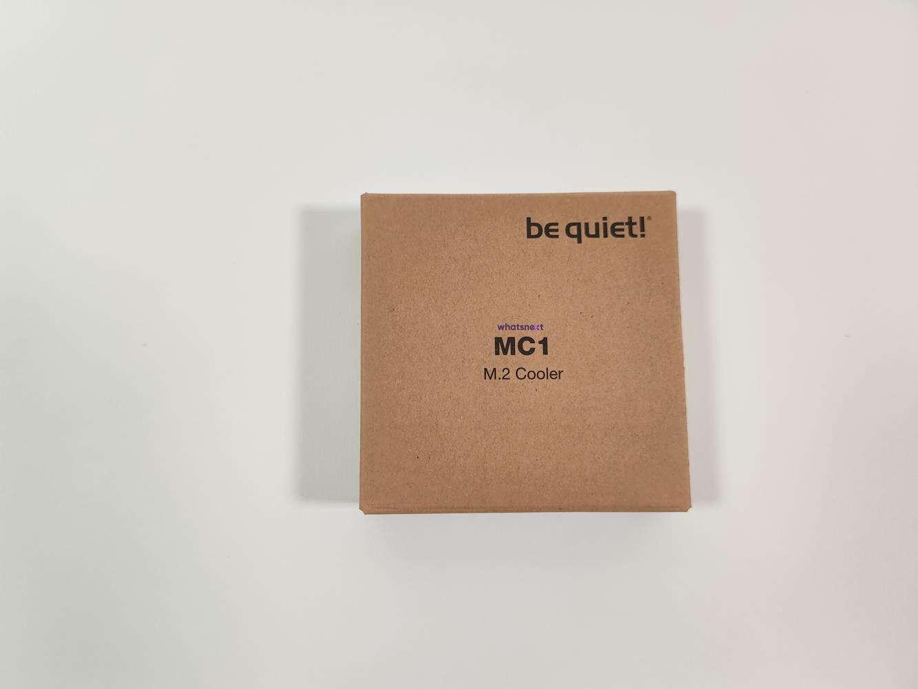 test be quiet! MC1, recenzja be quiet! MC1, opinia be quiet! MC1
