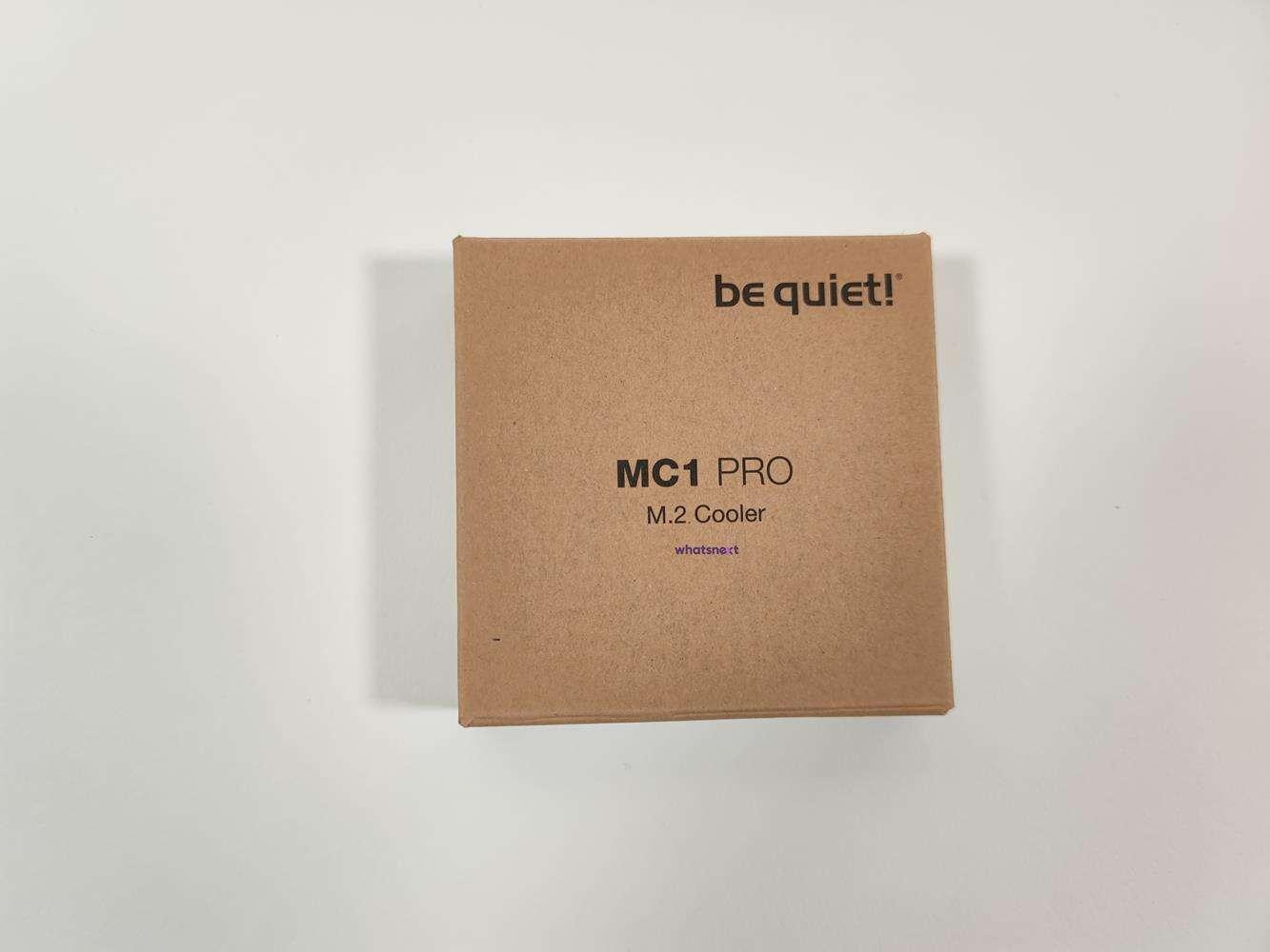 test be quiet! MC1 Pro, recenzja be quiet! MC1 Pro, opinia be quiet! MC1 Pro