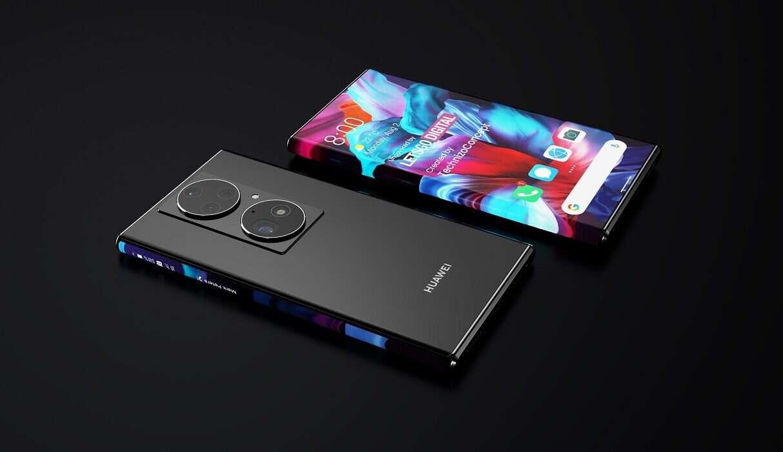 Huawei opatentował smartfon z niezwykłym zakrzywionym ekranem