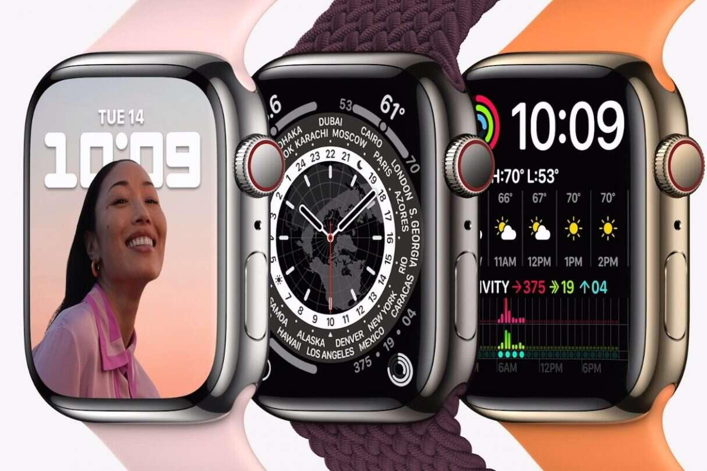 Kolejne nowości Apple - iPad, iPad mini i Apple Watch Series 7