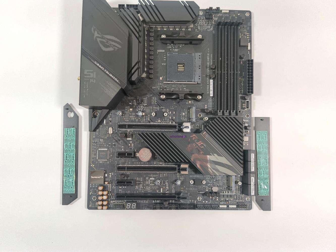 test Asus ROG Strix X570-E Gaming WIFI II, recenzja Asus ROG Strix X570-E Gaming WIFI II, opinia Asus ROG Strix X570-E Gaming WIFI II