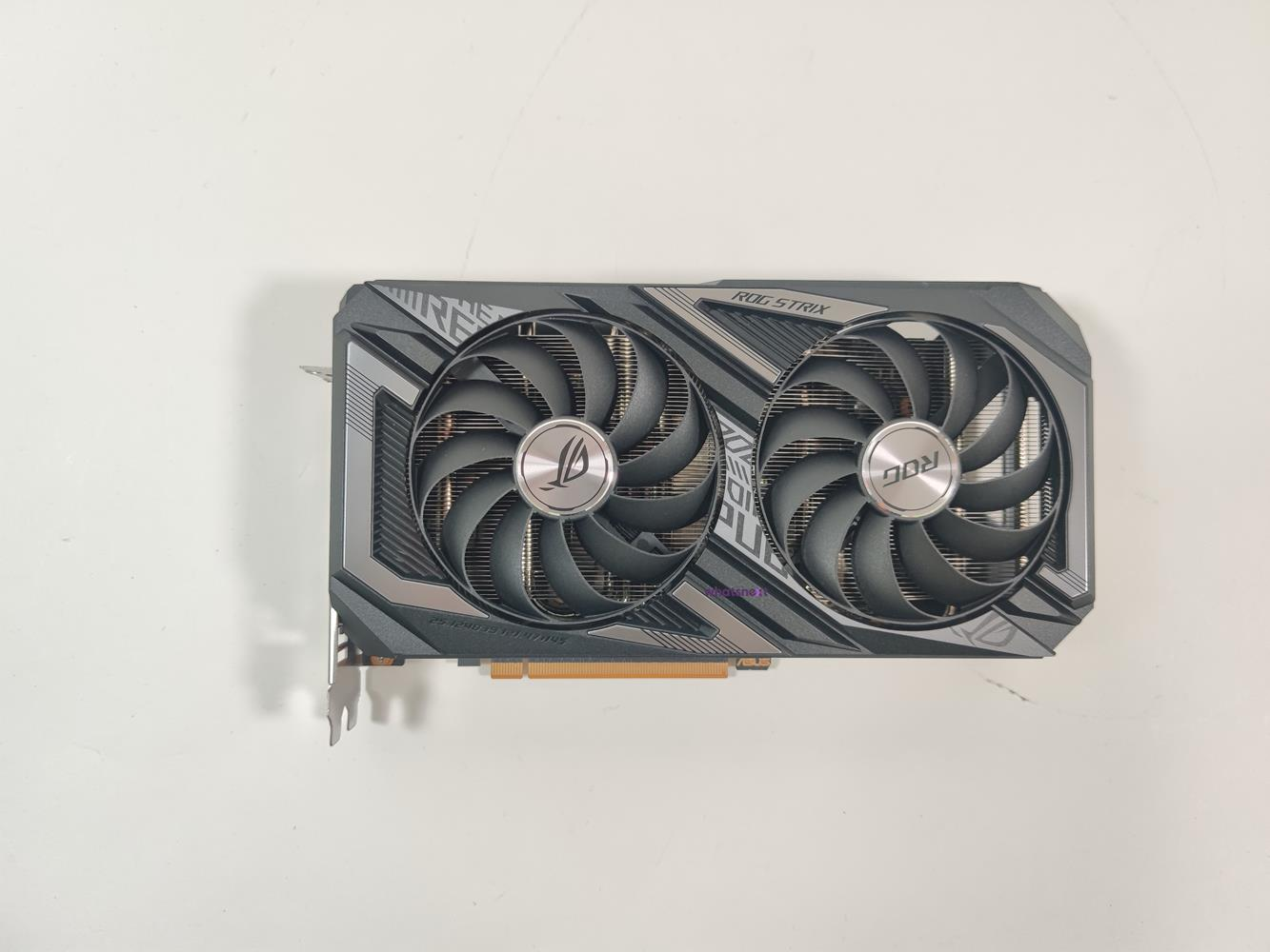 test Asus Radeon RX 6600 XT ROG Strix OC, recenzja Asus Radeon RX 6600 XT ROG Strix OC, opinia Asus Radeon RX 6600 XT ROG Strix OC