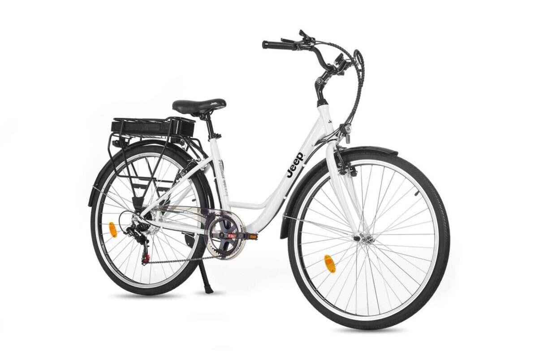 Elektryczny rower Jeep JE-C28L już w Polsce, Miejsko-turystyczny ebike, ebike, Elektryczny rower, Jeep JE-C28L