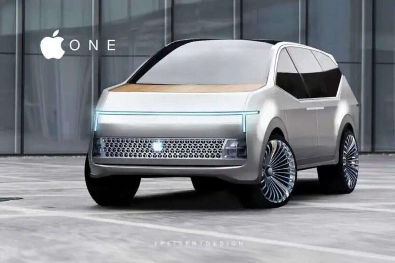 Elektryczny samochód Apple