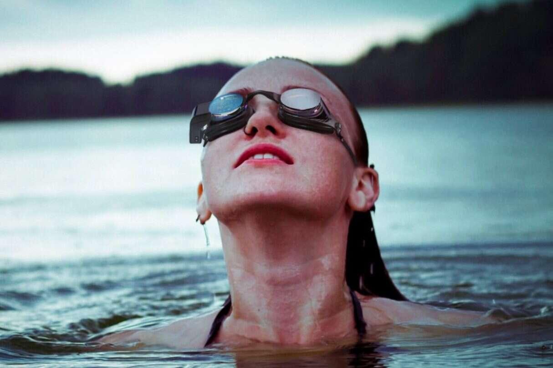 Inteligentne okulary do pływania, Holoswim