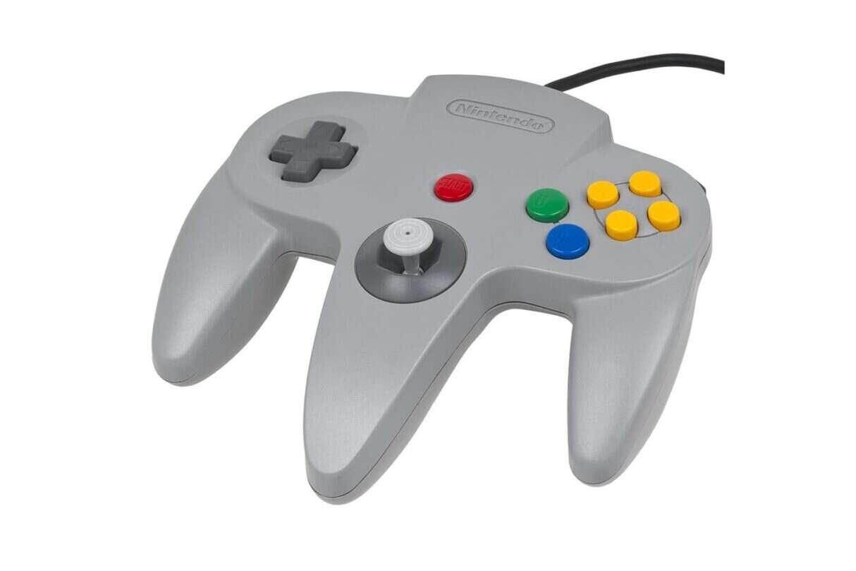 Klasyczny kontroler do Switcha, N64, replika N64,