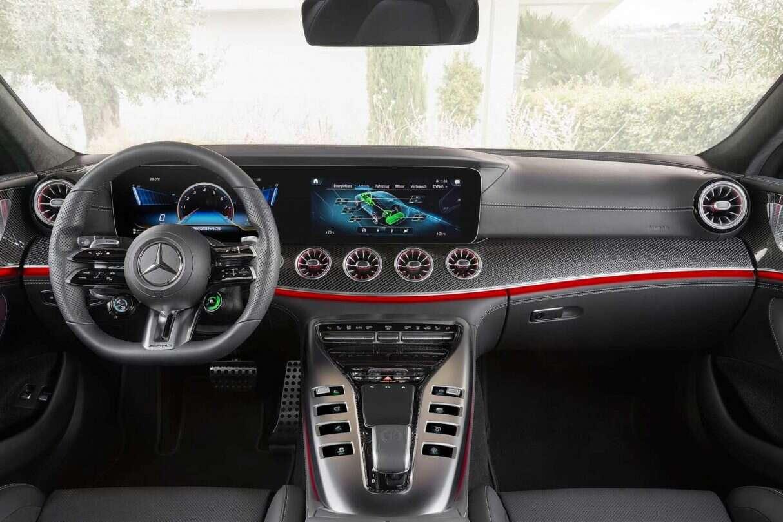 Najwydajniejszy Mercedes AMG w historii, premiera AMG GT 63 S E Performance