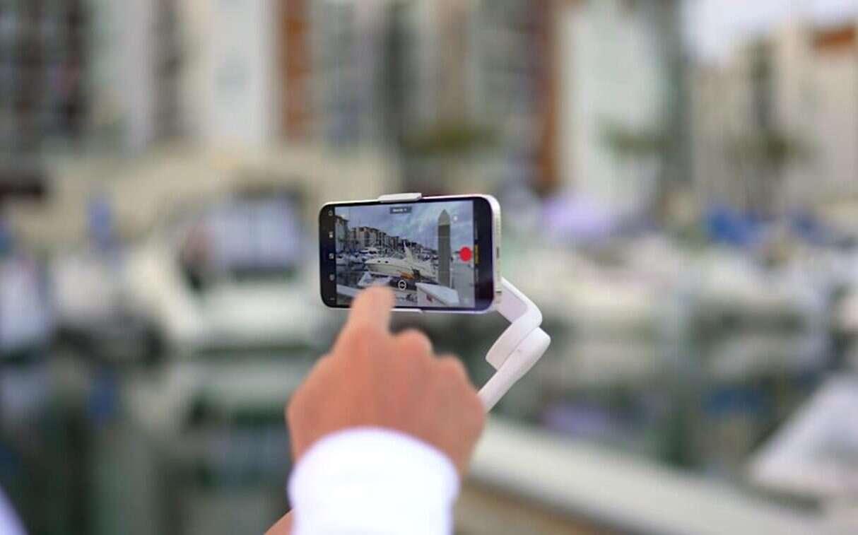 Premiera DJI Osmo Mobile 5, nowoczesny gimbal dla smartfona, DJI Osmo Mobile 5,