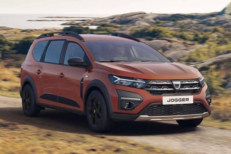 Premiera Dacia Jogger, Dacia Jogger