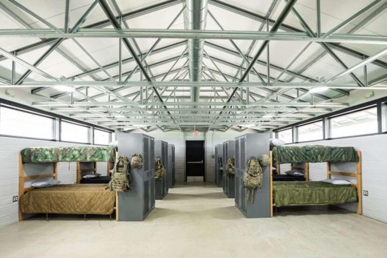 wydrukowano żołnierzom baraki, największa konstrukcja wydrukowana w Ameryce Północnej