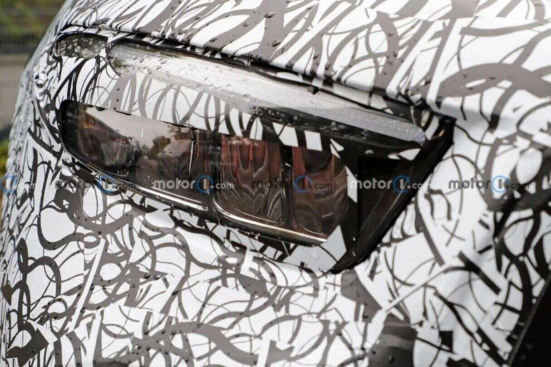 Zdjęcia odświeżonego AMG A35,