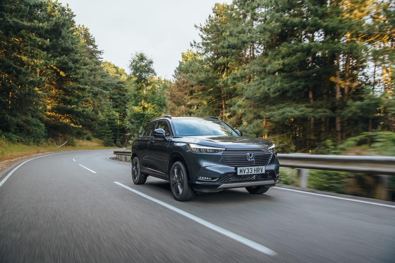 ceny Honda HR-V e:HEV w Polsce, kompaktowego hybrydowego SUVa