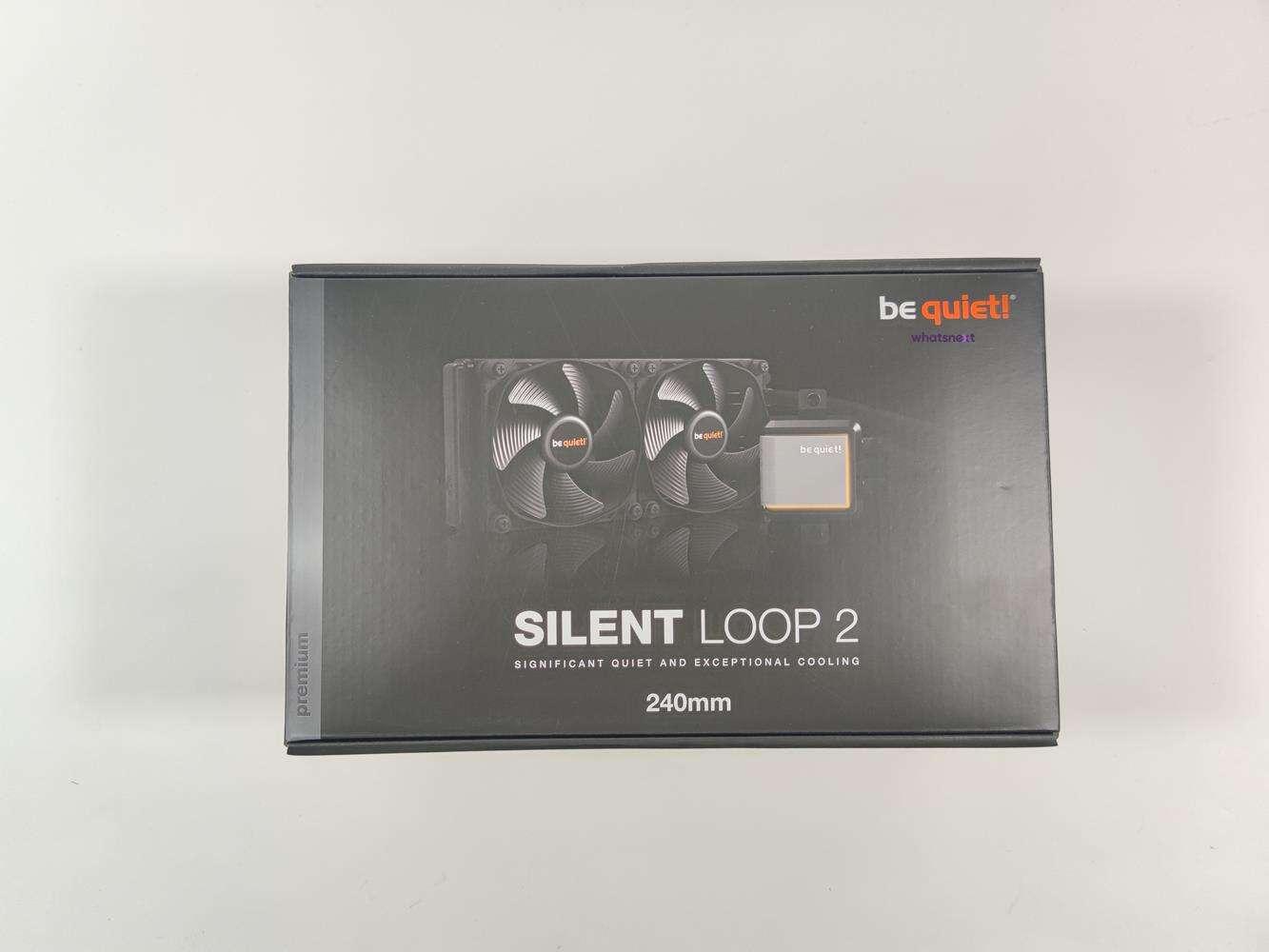 test be quiet! Silent Loop 2 240 2, recenzja be quiet! Silent Loop 2 240 2, opinia be quiet! Silent Loop 2 240 2