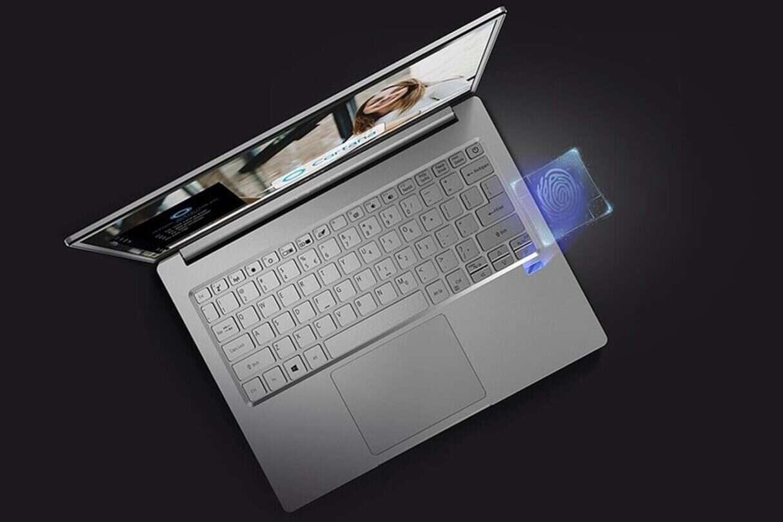 ultrabookami Acer, powłoki antybakteryjne