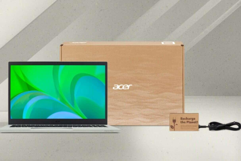 Acer Aspire Vero, proekologiczny laptop z Windowsem 11 na pokładzie