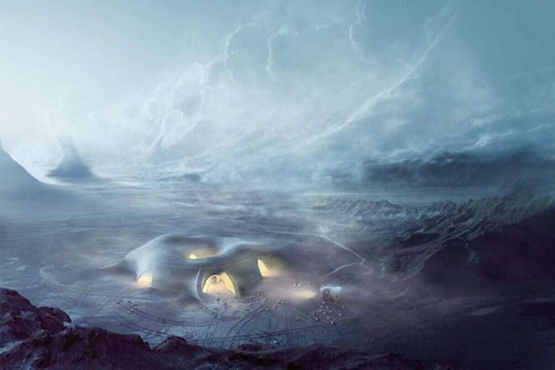 Domy na Marsie, NASA wybrała potencjalne schronienia dla kolonizatorów