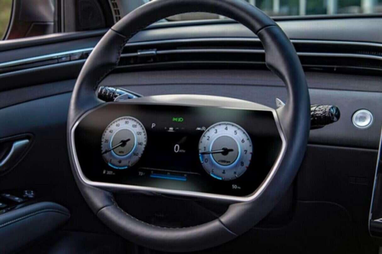 Kierownica z ekranem, nowy patent Hyundaia