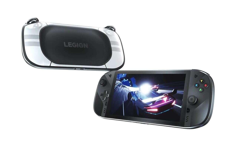 Lenovo Legion Play, konkurencja dla Nintendo Switcha i Steam Decka