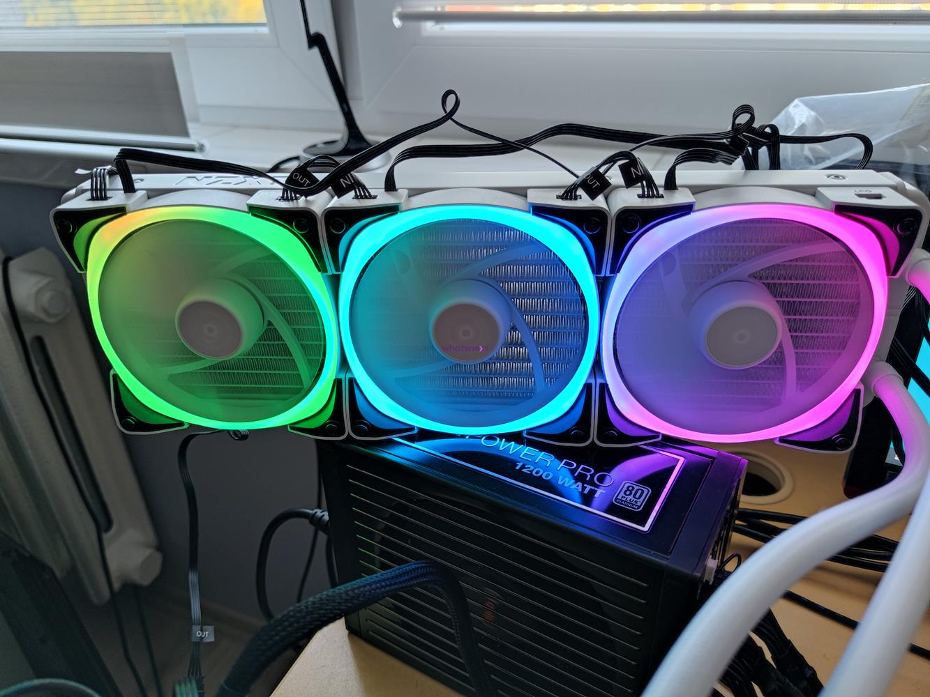 test NZXT Kraken X73 RGB, recenzja NZXT Kraken X73 RGB, opinia NZXT Kraken X73 RGB