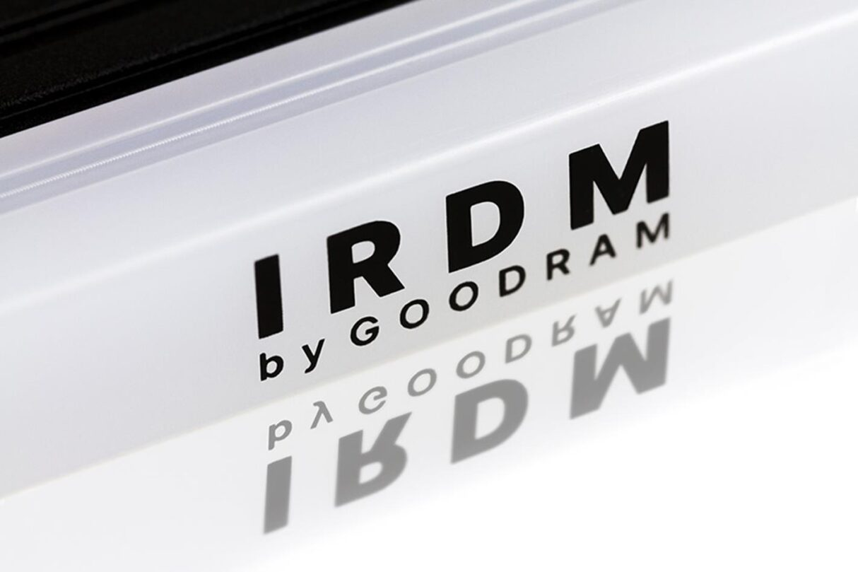 Nowe polskie DDR4 IRDM, firma Goodram