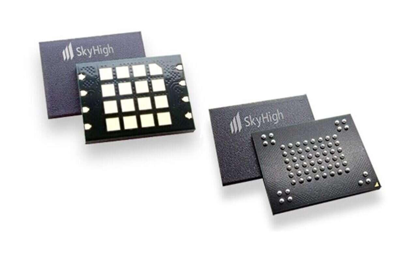 Pamięci SLC od SkyHigh Memory już na 1 xnm procesie, SLC od SkyHigh Memory