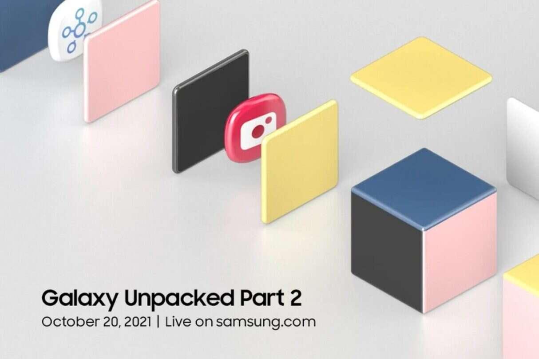 Samsung ogłasza drugą część wydarzenia Galaxy Unpacked