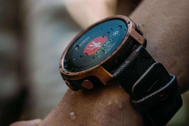 Smartwatch do zadań specjalnych, Grit X Pro od Polar, Grit X Pro, Polar Grit X Pro