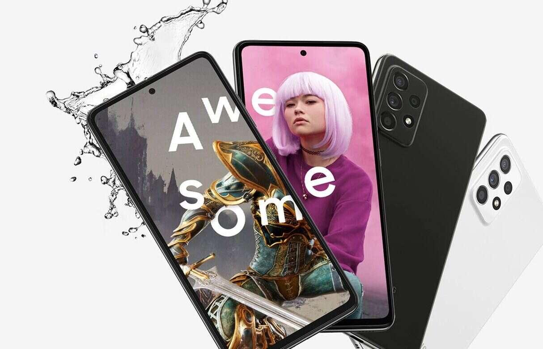 Kup Galaxy A52s 5G i zgarnij 300 zł zwrotu